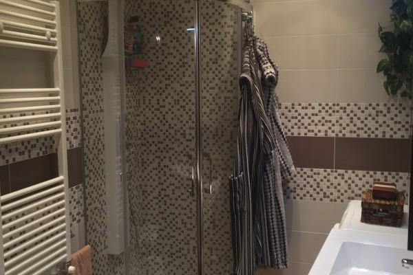 Il bagno della Sig.ra Alicia