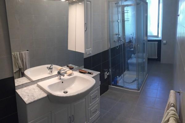 Il bagno della Sig.ra Filomena